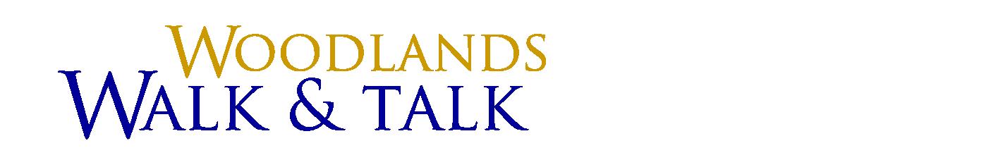 Woodlands Walk and Talk